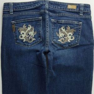 Paige Benedict Canyon 29 Women's Jeans Low C306P